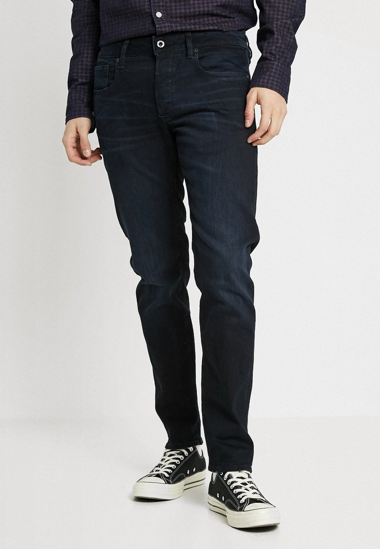 G-Star - 3301 SLIM - Jeans Slim Fit - rink superstretch/dk aged