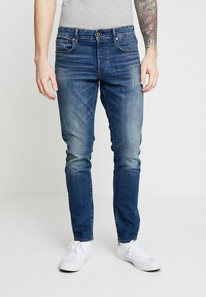 3301 SLIM - Jean slim - higa stretch denim medium aged