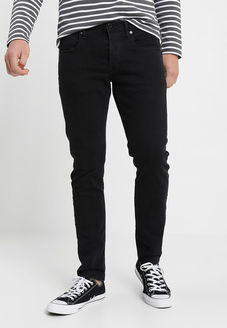 G-Star - Vaqueros slim fit - black denim