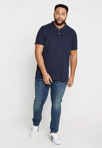 G-Star - 3301 SLIM - Jeans slim fit - elto superstretch - medium aged - 1