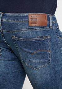 G-Star - 3301 SLIM - Jeans slim fit - elto superstretch - medium aged - 3