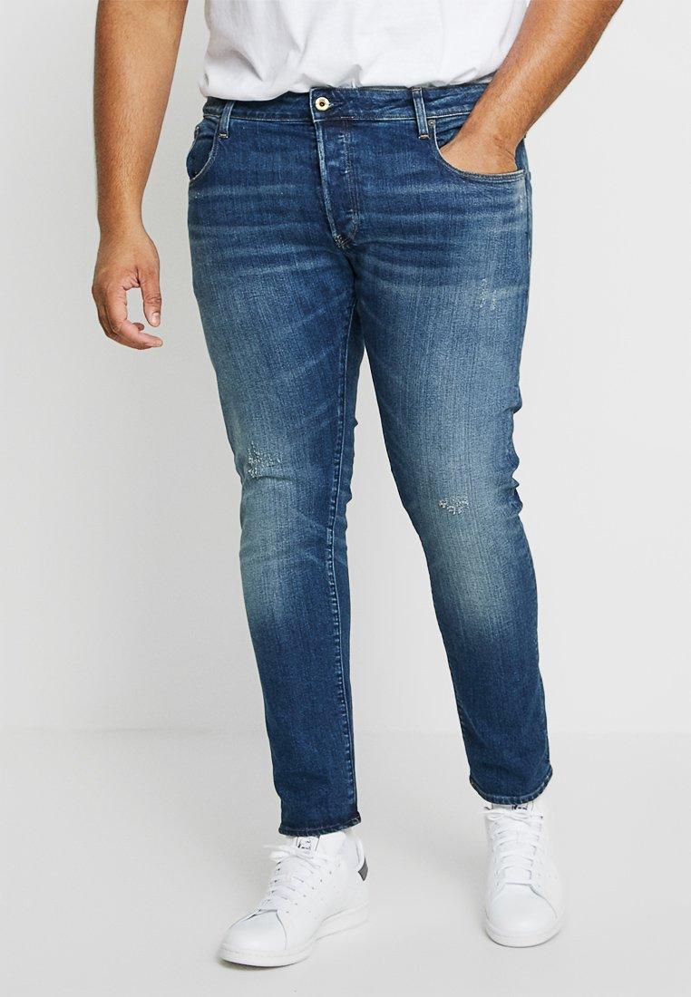 G-Star - 3301 SLIM - Jeans slim fit - higa stretch denim - medium aged