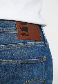 G-Star - 3301 SLIM - Jeans slim fit - higa stretch denim - medium aged - 5