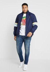 G-Star - 3301 SLIM - Jeans slim fit - higa stretch denim - medium aged - 1