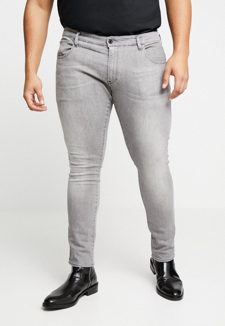 G-Star - 3301 DECONSTRUCTED SKINNY - Jeans Skinny Fit - tricia grey superstretch - medium aged