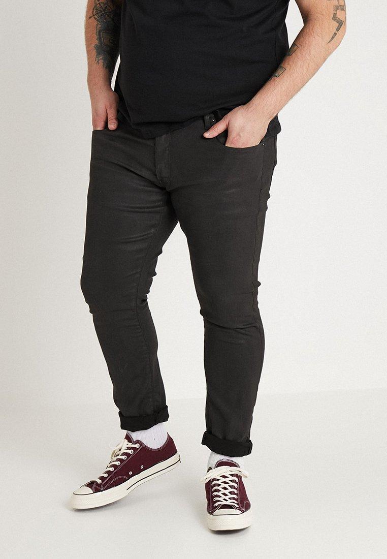 G-Star - 3301 SLIM - Slim fit jeans - loomer black