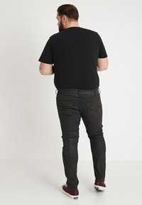 G-Star - 3301 SLIM - Jeans slim fit - loomer black - 2