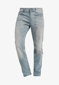 wess grey superstretch - medium aged