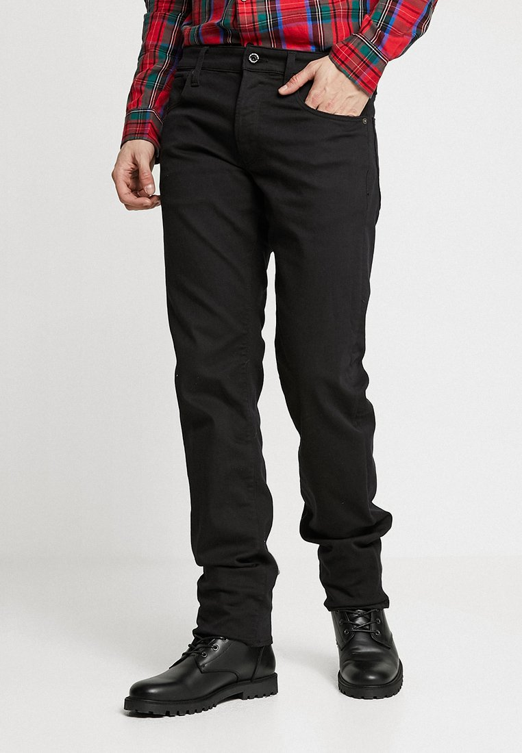 G-Star - 3301 STRAIGHT - Straight leg jeans - rinsed