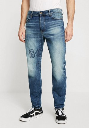 ARC 3D RELAXED TAPERED ART - Jeans Tapered Fit - higa denim o - medium aged