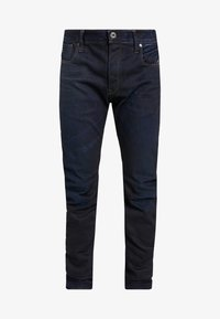 G-Star - ARC 3D SLIM - Slim fit -farkut - visor denim  dark aged - 4