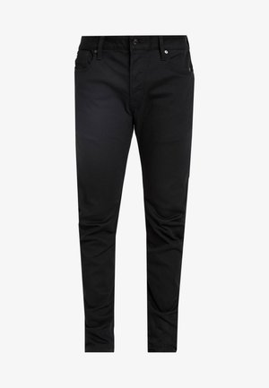 ARC 3D SLIM - Slim fit jeans - ita black superstretch rinsed