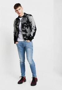G-Star - REVEND SKINNY - Jeans Skinny Fit - light indigo aged - 1