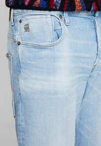 G-Star - ARC 3D SLIM - Slim fit jeans - azure stretch denim lt aged - 3