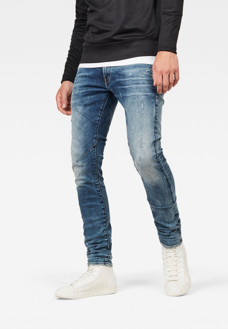 G-Star - D-Staq Skinny - Slim fit jeans - blue