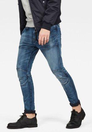5620 3D SKINNY - Jeans Skinny Fit - light-blue denim