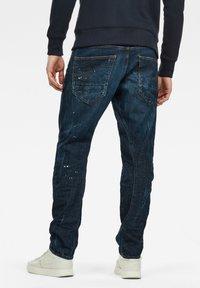 G-Star - MOTAC 3D  - Slim fit jeans - dark blue - 1