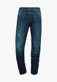 G-Star - MOTAC 3D  - Slim fit jeans - dark blue - 5