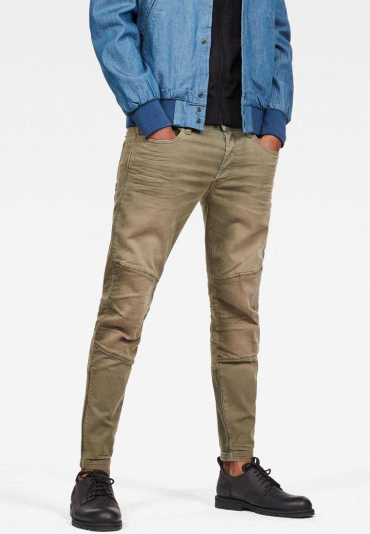 G-Star - MOTAC 3D - Slim fit jeans - green