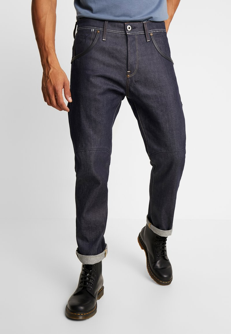 G-Star - 30YR G-STAR JACKPANT 3D RELAXED - Jeans relaxed fit - japanese stretch selvage denim - raw denim