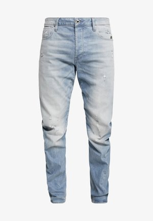 ARC 3D SLIM FIT - Slim fit jeans - light-blue denim