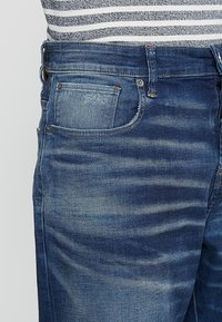 G-Star - 3301 LOOSE FIT - Džíny Relaxed Fit - joane stretch denim - worker blue faded - 5