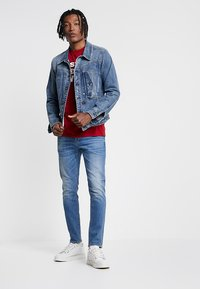 G-Star - 3301 SLIM FIT - Jeans slim fit - authentic faded blue - 1