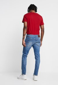 G-Star - 3301 SLIM FIT - Jeans slim fit - authentic faded blue - 2
