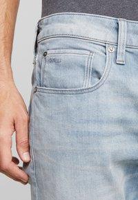 G-Star - 3301 SLIM FIT - Slim fit jeans - light-blue denim - 3