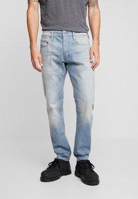 G-Star - 3301 SLIM FIT - Slim fit jeans - light-blue denim - 0