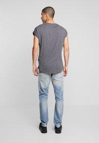 G-Star - 3301 SLIM FIT - Slim fit jeans - light-blue denim - 2