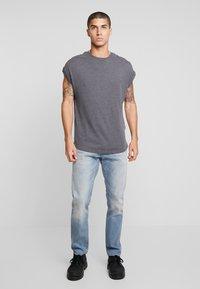 G-Star - 3301 SLIM FIT - Slim fit jeans - light-blue denim - 1