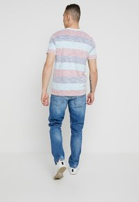 G-Star - 3301 STRAIGHT FIT - Straight leg jeans - azure stretch denim - 2