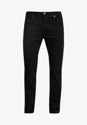 3301 STRAIGHT FIT - Straight leg jeans - black denim