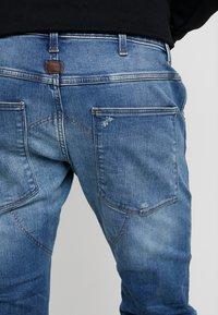 G-Star - 3D SLIM FIT - Jeans slim fit - blue denim - 3