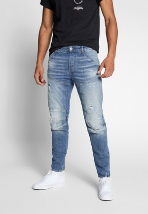 3D SLIM FIT - Jeans slim fit - blue faded
