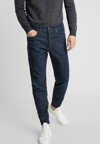 G-Star - CITISHIELD 3D SLIM TAPERED - Jeans slim fit - higa stretch denim - 3d cobler processed wp - 0
