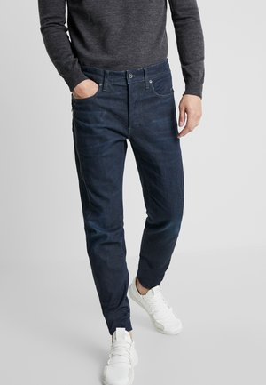 CITISHIELD 3D SLIM TAPERED - Slim fit jeans - higa stretch denim - 3d cobler processed wp