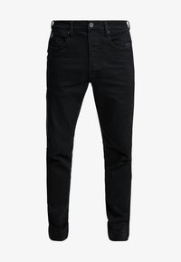 G-Star - CITISHIELD 3D SLIM TAPERED - Slim fit jeans - black denim - 3