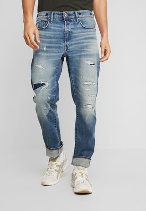 MODDAN TYPE RELAXED TAPERED  - Vaqueros boyfriend - japanese stretch