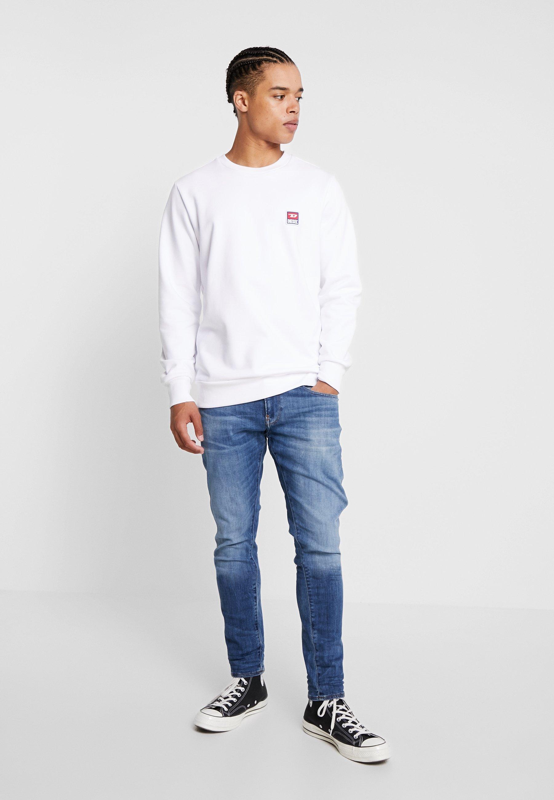 G-star Revend Skinny - Jeans Slim Fit Elto Superstretch Medium Indigo Aged