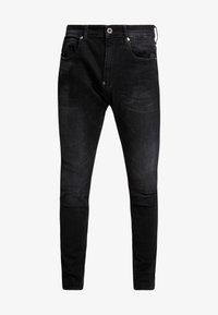 G-Star - REVEND SKINNY - Jeans Slim Fit - black denim - 3