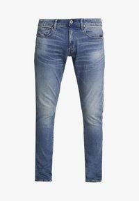 G-Star - REVEND SKINNY FIT - Jeans Skinny Fit - elto vintage azure - 4