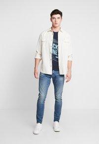 G-Star - REVEND SKINNY FIT - Jeans Skinny Fit - elto vintage azure - 1