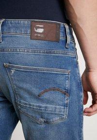 G-Star - REVEND SKINNY FIT - Jeans Skinny Fit - elto vintage azure - 3