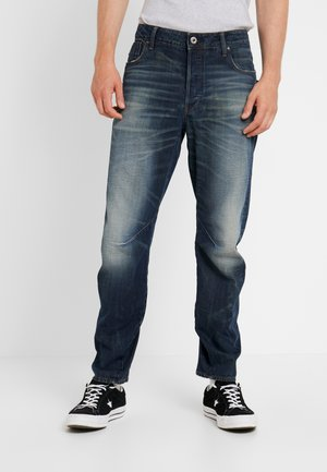 TOBOG 3D RELAXED TAPERED - Relaxed fit jeans - kir denim