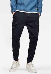 G-Star - KALTAG TAPERED - Slim fit jeans - black - 0