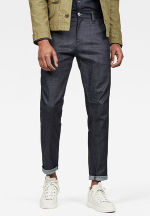 Bronson Moto Slim - Chino - dark blue