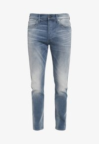 G-Star - 3301 SLIM - Slim fit jeans - elto novo superstretch - faded quartz - 3