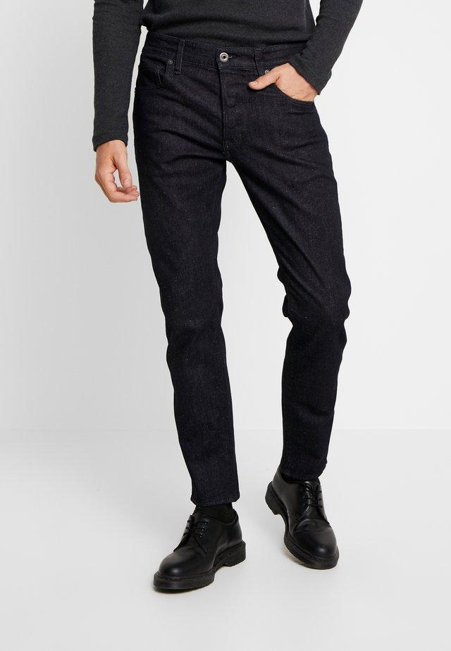 3301 SLIM - Jeans slim fit - nep stretch denim - rinsed